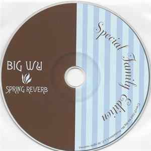 The Big Wu - Spring Reverb: Special Family Edition FLAC