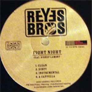 Reyes Brothers - Fight Night / We O.G.'s FLAC