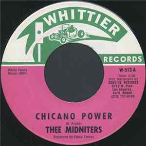 Thee Midniters - Chicano Power FLAC