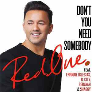 RedOne Feat. Enrique Iglesias, R. City, Serayah & Shaggy - Don't You Need Somebody FLAC