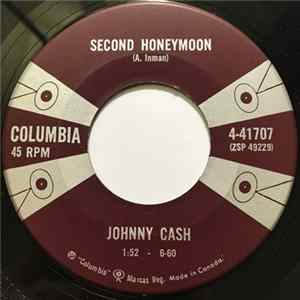 Johnny Cash - Second Honeymoon FLAC