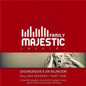 Leisuregroove & Joe Killington - Falling Remixes (Part One) FLAC