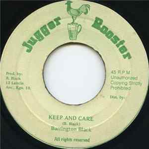 Barrington Black - Keep And Care FLAC