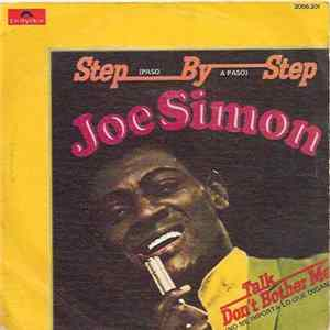 Joe Simon - Step By Step = Paso A Paso FLAC
