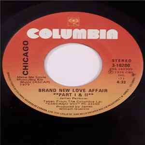 Chicago - Brand New Love Affair FLAC
