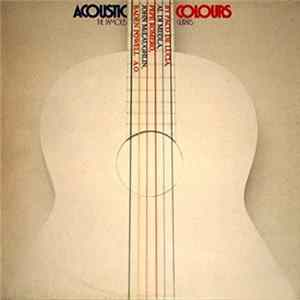 Various - Acoustic Colours - The Famous Guitars FLAC
