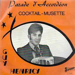 Guy Henricy - Parade D' Accordeon / Cocktail -Musette FLAC