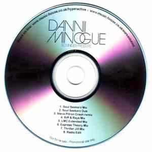 Dannii Minogue - So Under Pressure FLAC