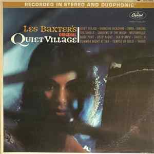 Les Baxter - Original Quiet Village FLAC