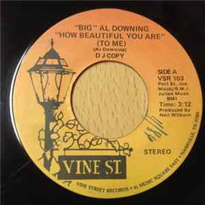 """Big"" Al Downing - How Beautiful You Are (To Me) FLAC"