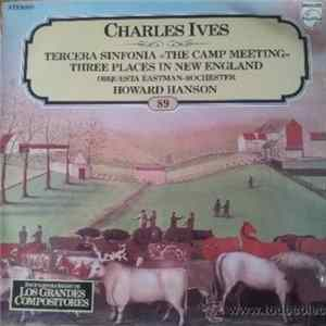 "Charles Ives - Tercera Sinfonia ""The Camp Meeting"" / Three Places in New England FLAC"