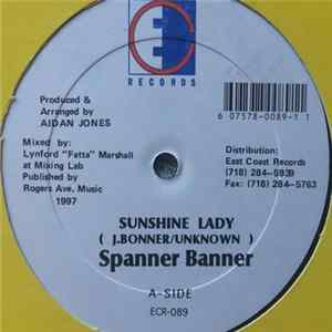 Spanner Banner / Lukie D - Sunshine Lady / Should I Stay FLAC