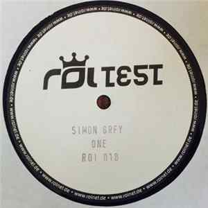Simon Grey - One FLAC