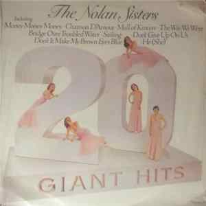 The Nolan Sisters - 20 Giant Hits FLAC