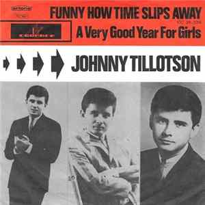 Johnny Tillotson - Funny How Time Slips Away FLAC