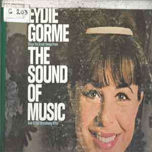 Eydie Gormé - Sings The Great Songs From The Sound Of Music And Other Broadway Hits FLAC