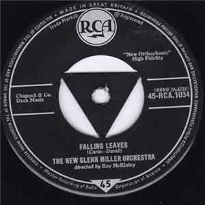 The New Glenn Miller Orchestra - Falling Leaves FLAC