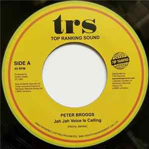 Peter Broggs / Roots Radics - Jah Jah Voice Is Calling / Jah Jah Voice Is Calling Dub FLAC