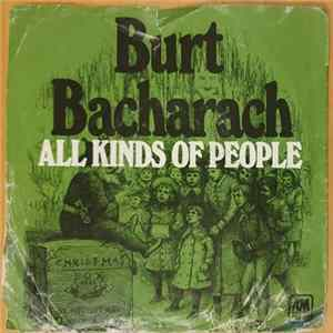 Burt Bacharach - She's Gone Away / All Kinds Of People FLAC