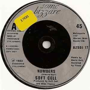 Soft Cell - Numbers / Barriers FLAC