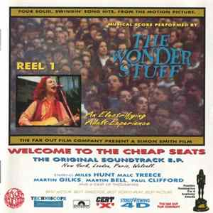 The Wonder Stuff - Welcome To The Cheap Seats FLAC