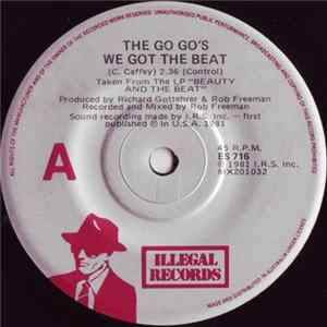 The Go Go's - We Got The Beat FLAC