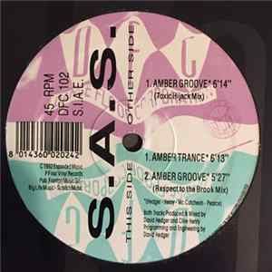 S.A.S. - Amber Groove FLAC
