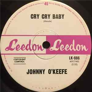 Johnny O'Keefe - Cry Cry Baby FLAC