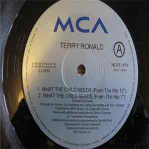 Terry Ronald - What The Child Needs FLAC
