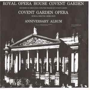 Georg Solti - Royal Opera House Covent Garden: Covent Garden Opera House Anniversary Album FLAC