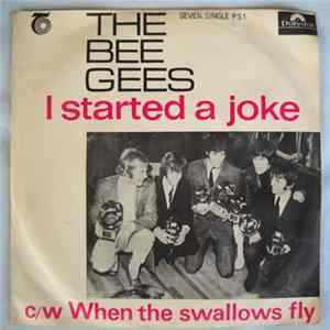 The Bee Gees - I Started A Joke FLAC