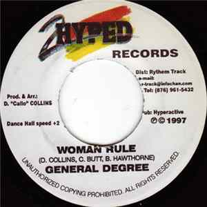 General Degree - Woman Rule FLAC