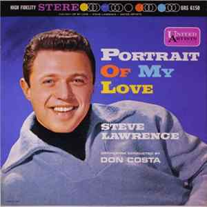 Steve Lawrence - Portrait Of My Love FLAC