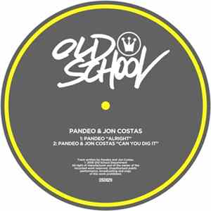 Pandeo & Jon Costas - Alright / Can You Dig It FLAC