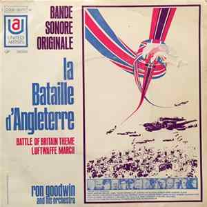 Ron Goodwin And His Orchestra - La Bataille D'Angleterre FLAC