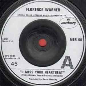 Florence Warner - I Miss Your Heartbeat FLAC