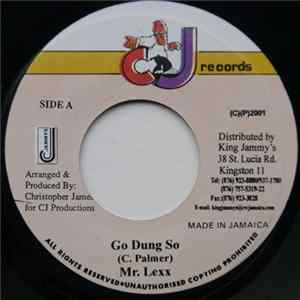 Mr. Lexx / Zumjay - Go Dung So / Chat FLAC