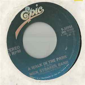 Nick Straker Band - A Walk In The Park FLAC