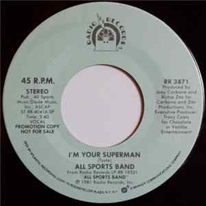 All Sports Band - I'm Your Superman FLAC