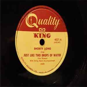Shorty Long - Just Like Two Drops Of Water / Good Night Cincinnati, Good Morning Tennessee FLAC