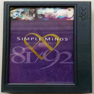 Simple Minds - Glittering Prize 81/92 FLAC
