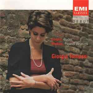 Chopin, Brahms, Giorgia Tomassi - Etudes / Paganini Variations FLAC